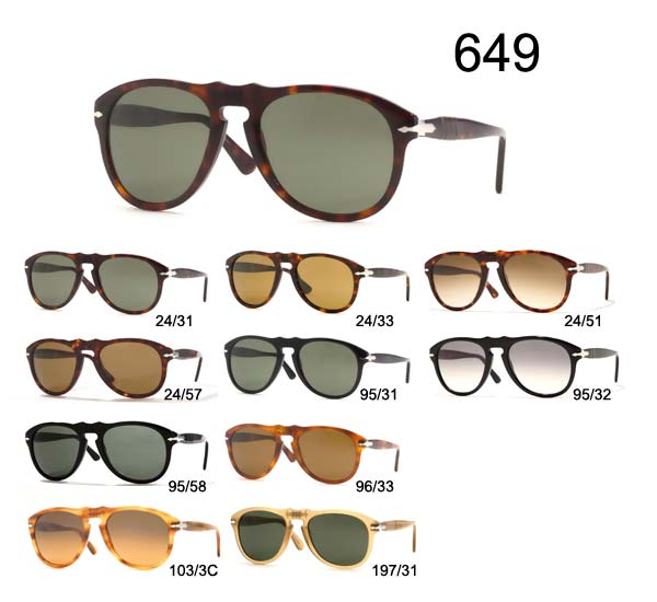 0fcb3cd7778df We really like the 649 in tortoise and green-gray lenses also known as G-15  lenses. Very classic frames