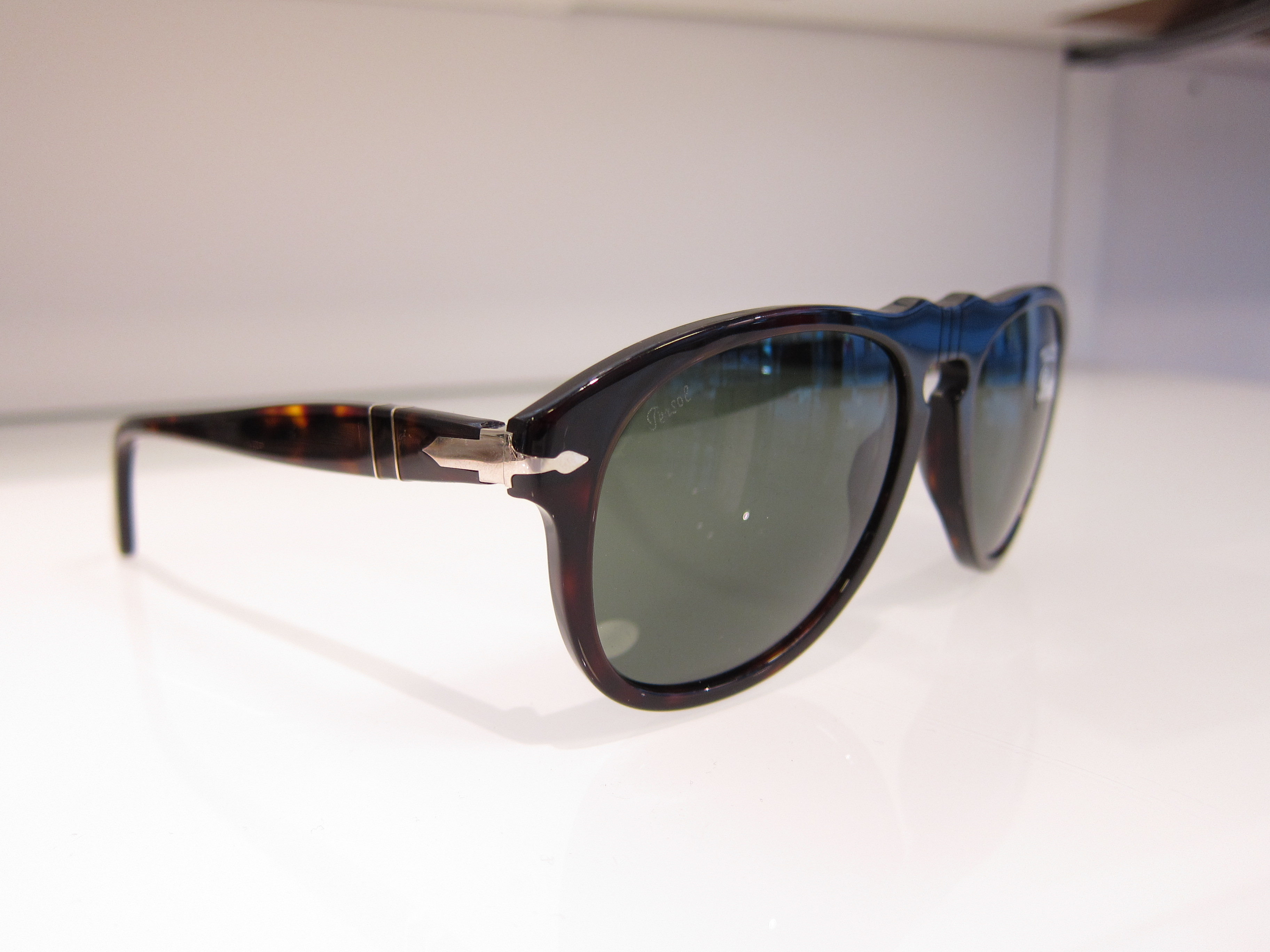 dd6013de984cd Persol 649 in Dark Tortoise and G-15 Lens – Bonocle