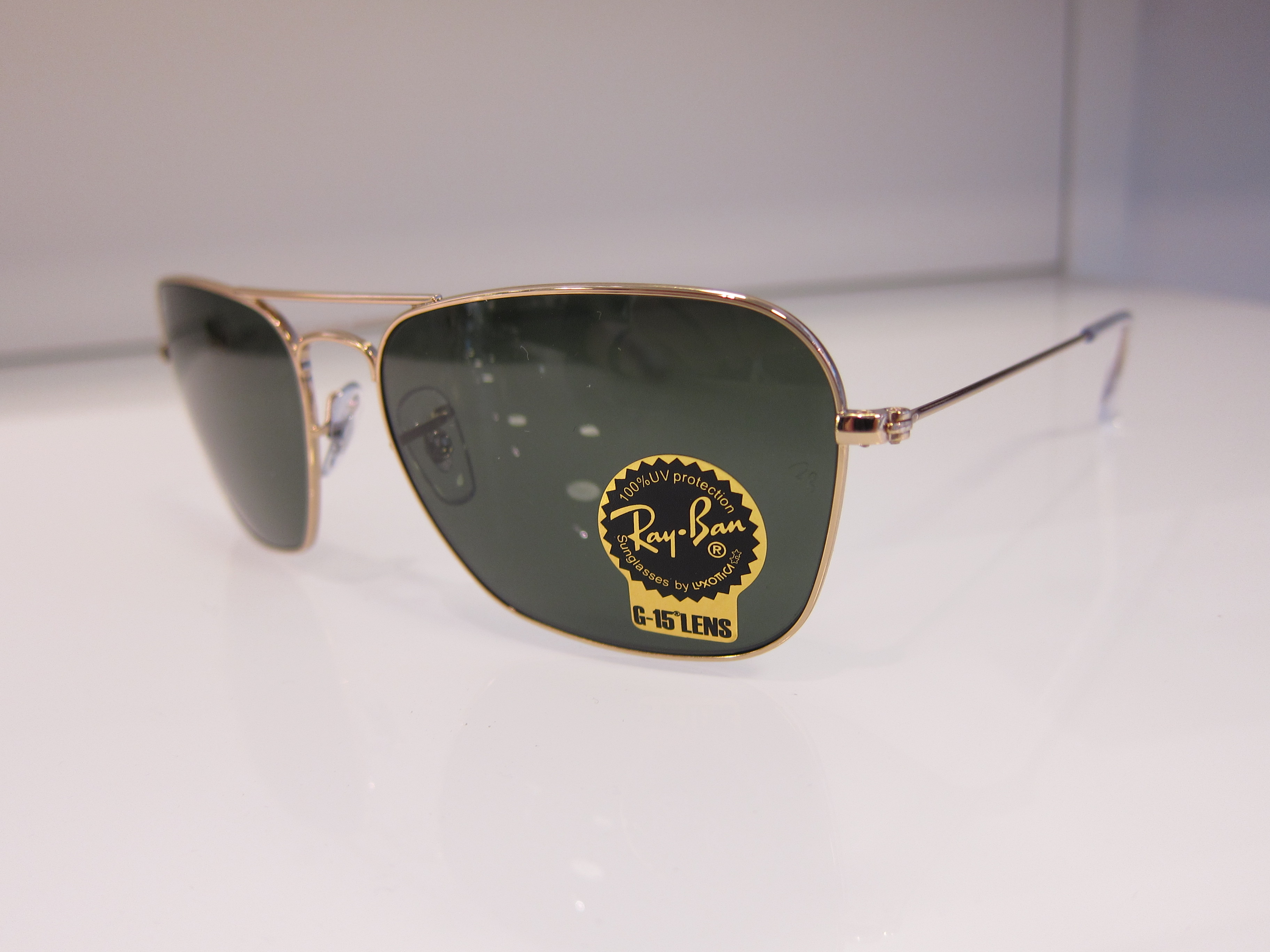 what is ray ban g15 lens