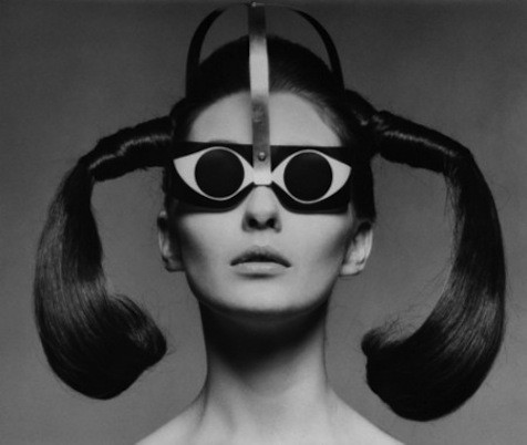 Pierre Cardin, an Italian couturier and designer