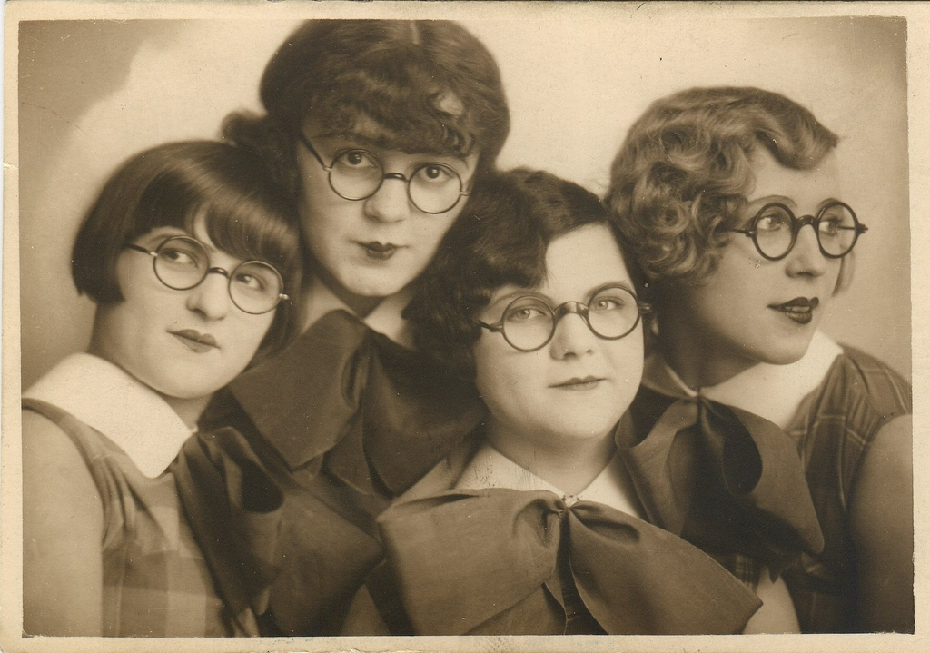 20's spectacles