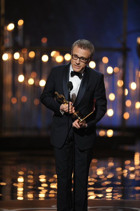 85th Academy Awards – 2013Christoph Waltz – Actor in a Supporting Role – DJANGO UNCHAINED