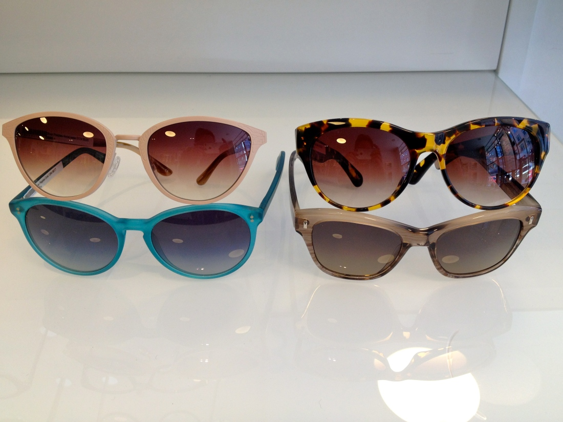 Oliver Peoples Suglasses SS13