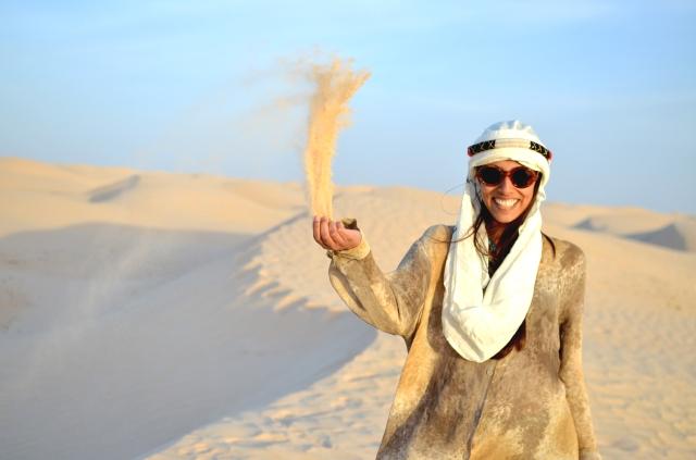 sahara desert BONOCLE