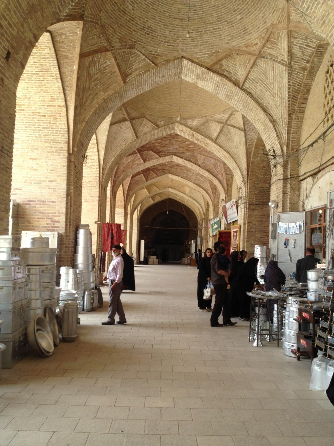 bazaar kerman