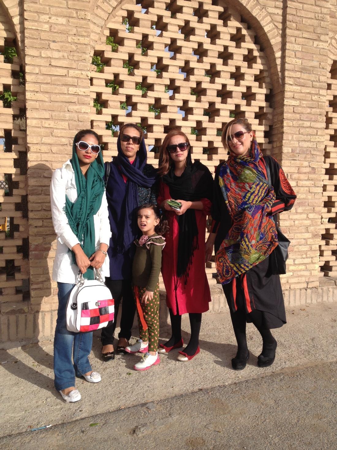 Fashion Muslimettes in Iran