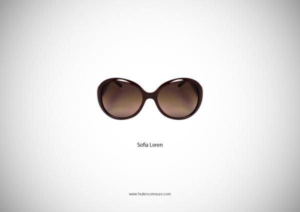 Sophia Loren Sunglasses