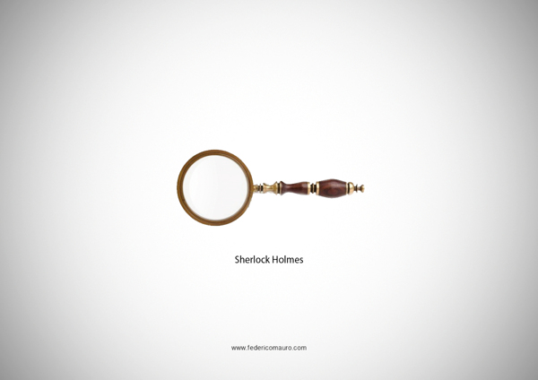 Sherlock Holmes Magnifying Glass