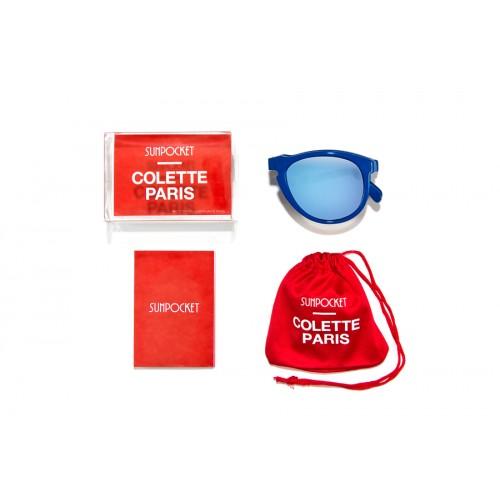 """Sunpocket x Colette Lunettes de Soleil """"Sunpocket II"""""""