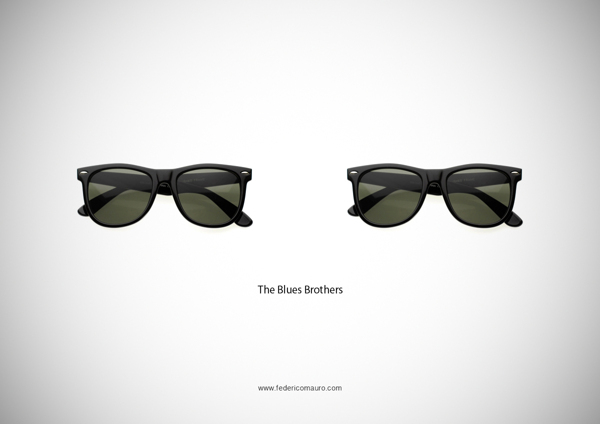 Blues Brothers Glasses