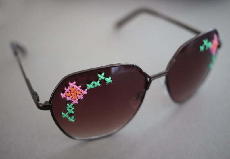 HonestlyWTF, embroidered glasses