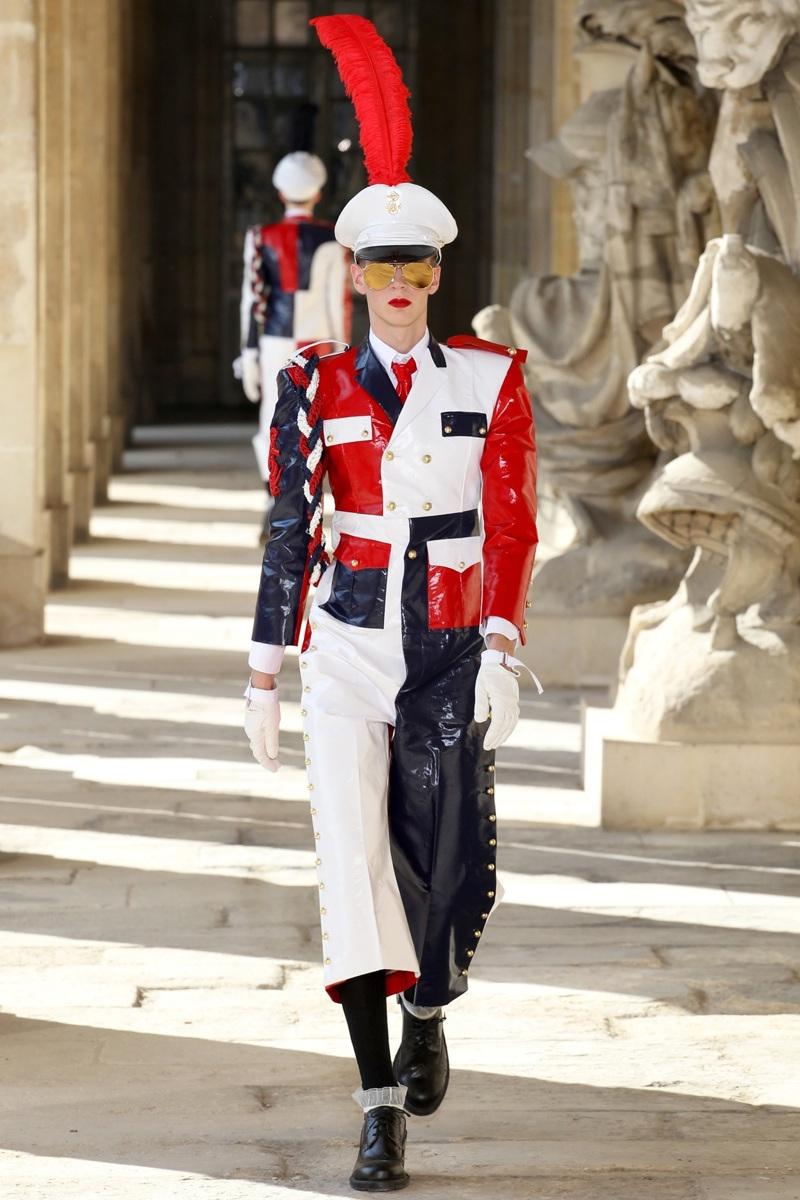 Thom Browne Spring 2014 Paris Fashion Week