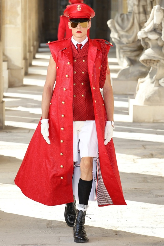 Thom Browne Spring 2014 Paris Fashion Week