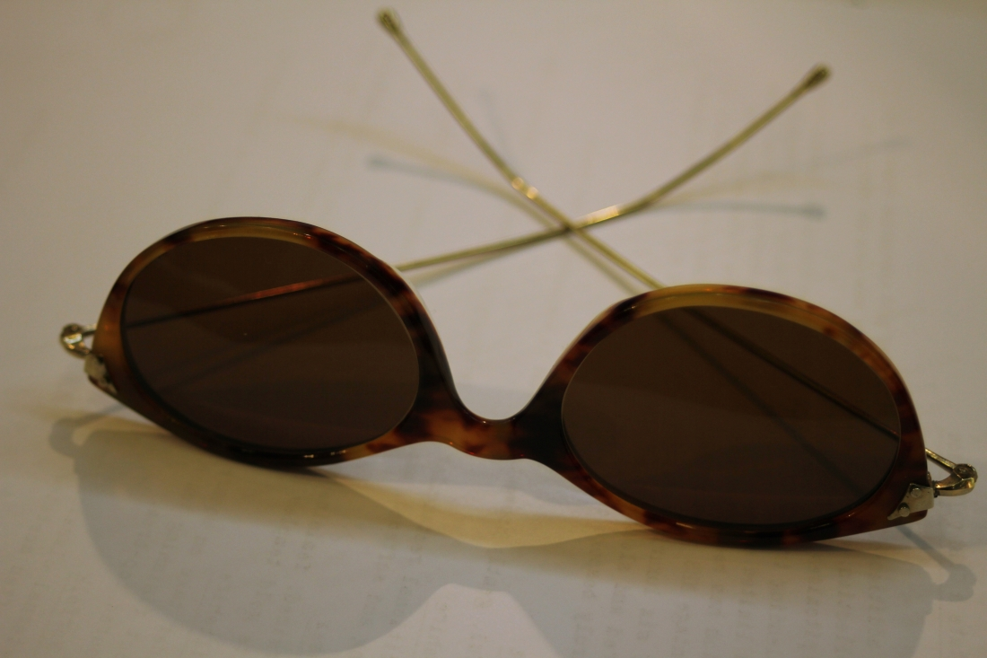 Algha Savile Row Acetate Sunglasses