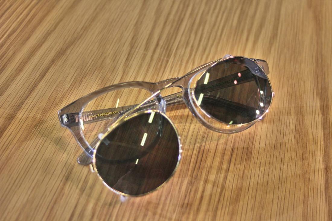 Han Kjobenhavn Timeless Eyewear Clip-ons