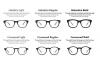 Type Glasses Typography Bold Regular Light Helvetica Garamond