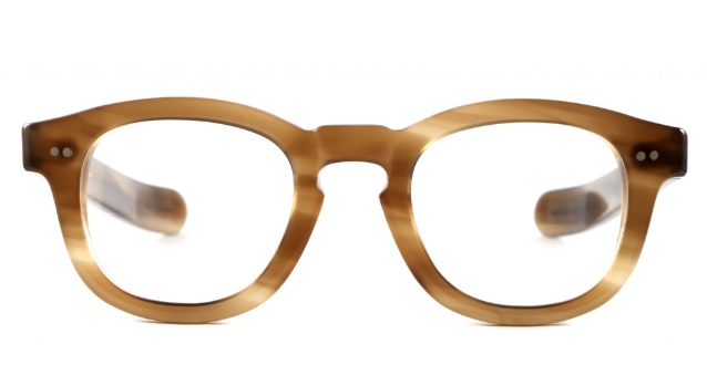 EJ LAYERED BONE GLASSES