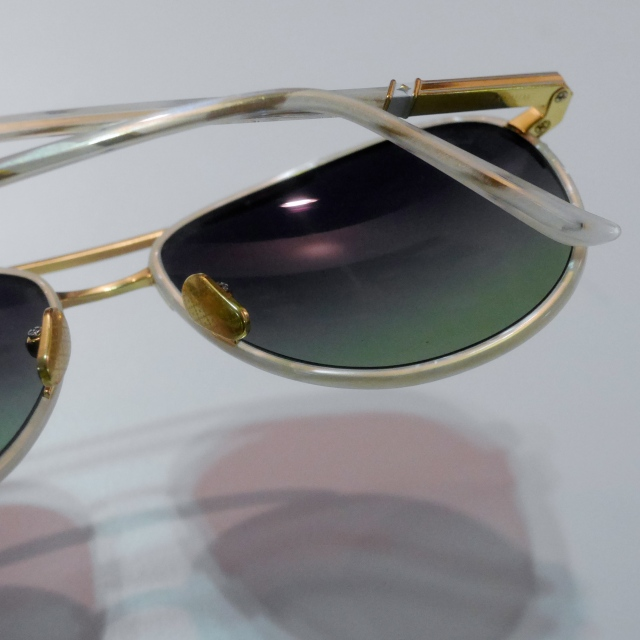 Leisure society, golden, luxury glasses, vision expo east 2014