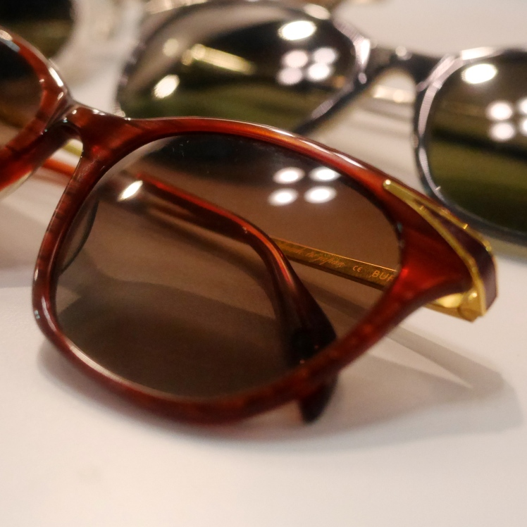 Leisure society, golden, luxury glasses, vision expo east 2014, red, sunglasses, leather